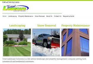 total landscape solutions home page